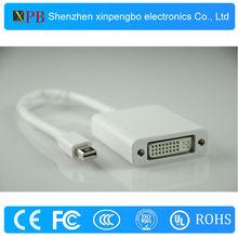 NEW Displayport Mini DP Display Port to DVI Adapter Cable Converter For MacBook