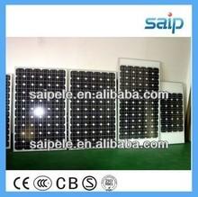 2014 High quality 220w monocrystalline solar panel
