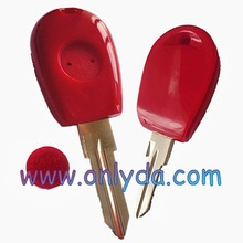 Promotional key blanks transponder key blank Alfa tranponder key blank with the best factory price