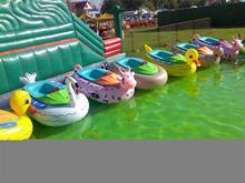 Hot Saling animal style children ground bumper boat