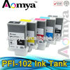 wide-format ink cartridge for canon IPF500 printer