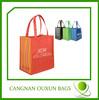 Wholesale rpet or pet non woven shopping bag