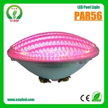 par 56 led swimming pool lights 54w with remote control
