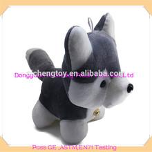 custom stuffed& soft cartoon fox plush toys