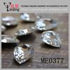 Senior shiny, Shaped Diamond rhinestone embellishment