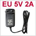 La-520 la-520w ce rohs 5v 2a de la ue de la red de telefonía móvil cargador de batería