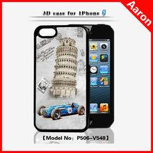 2014 Factory price 3d case for iphone 5