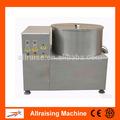 automática de acero inoxidable centrífuga deshidratador de vegetales