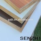 1220*2440mm excellent quality plywood/CARB/FSC/E0 glue/E1 glue