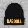 3D embroidered logo beanie hat,baby beanie