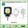 High quality and best service 12W car LED work light china manufacturer
