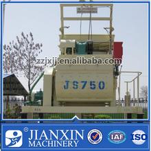 Hot sale JS750 automatic Concrete Mixer manufacturer sale in india