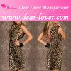 2014 Classic Leopard Print topshop midi dress