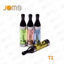 2014 latest huge vapor T2 atomizer big capacity t2 atomizers in stock