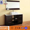 personalizado de alta qualidade moderna carvalho gabinete chão do banheiro