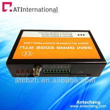 gsm sms based security alarm system ATC60A00 gprs rtu controller