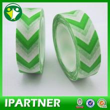 Ipartner Excellent waterproof peacock green masking tape