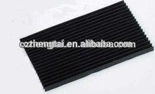 flexible accordion covering bellows