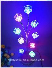 led lamp usb table ice cube lamp