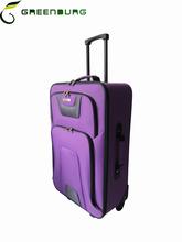 2014 new design ultra lightweight luggage for women