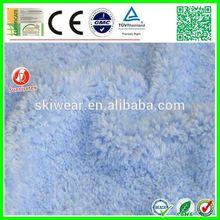 RPET spandex stretch bonded polar fleece fabric