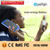 10000mah solar usb charger for mobile phone universal