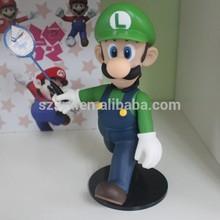 mario action figure, anime mario action figure, japan anime super mario action figure