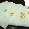 Popular y barato 100% de algodón toalla pva toallas para la cara