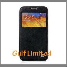 HOCO Luxury Genuine leather phone case for Samsung galaxy S5