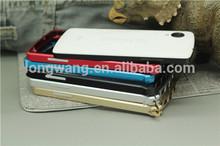 new arrival Hippocampal buckle no Screw Metal Bumper case for LG Nexus 5 Aluminum Luxury Slim Frame Bumper Case