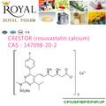 Rosuvastatin Kalsiyum 147098-20-2 c44h54caf2n6o12s2