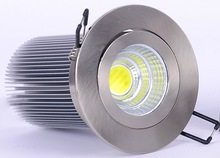 Middle East Hot Sale!! CE/ROHS,Citizen COB Downlight LED,8W/10W/11W/13W,External Driver,IP40