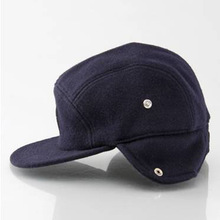 Free Shipping Paypal Accept 5 Panel Hat Earflap