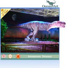 Appreciate for ocean art simulation dinosaur