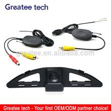 wireless special car rear view camera for honda city