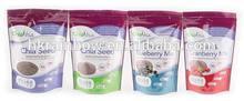 2014 Chia seed packaging bag,chia seeds plastic packing bag