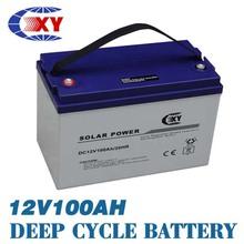 12V 100AH Sealed Lead Acid Batteries