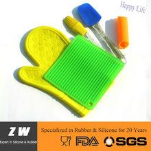 ZW FDA LFGB Silicone Rubber Kitchenware Smart