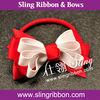 wholesale hair bow supplies Baby Girl Ribbon Hair Bow