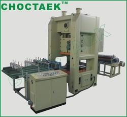 Aluminum foil food container making machine CTJF-80T
