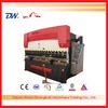Dream Word anhui cnc hydraulic u bolt bending machine , symmetrical plate bending machine , stainless steel bending machine
