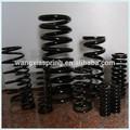 Custom made precision mola espiral de compressão/bobina de compressão da mola de metal