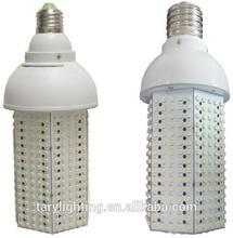 HIGH brightness energe saving SMD3528 E40 150w led corn light with CE ROHS