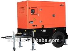 AOSIF 36kw 45kva movable generator with ATS