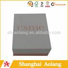 china cheap cardboard jewellery boxes