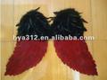 anjo coloridos para adultos crianças borboleta de penas penas da asa com alta qualidade