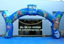 2014 New style inflatable arch door advertising for sale