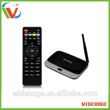 CS918 RK3188 quad core hdmi internet smart tv box with AV out