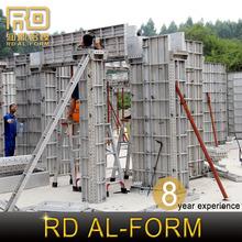 RD china manufacturer aluminum profile