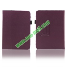 Litchi Texture Leather Case Cover for Samsung Galaxy Tab 3 10.1/ GT-P5200 with Stand